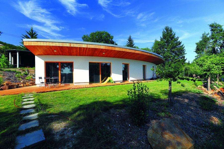 Energeticky pasívny dom za 140 000 € poskytol pohodlie štvorčlennej rodine