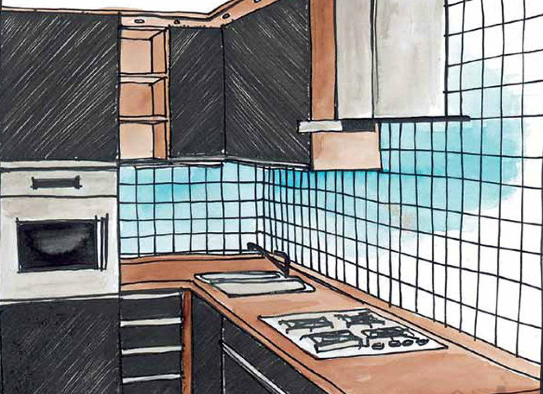 Inšpirácia: kuchyňa