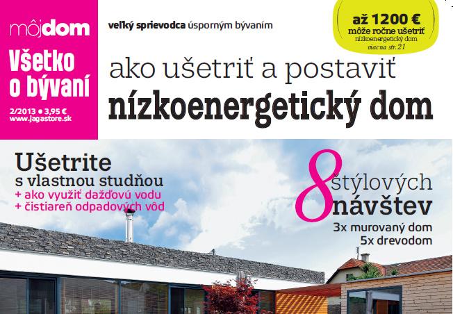 Publikácia Ako ušetriť a postaviť nízkoenergetický dom v predaji