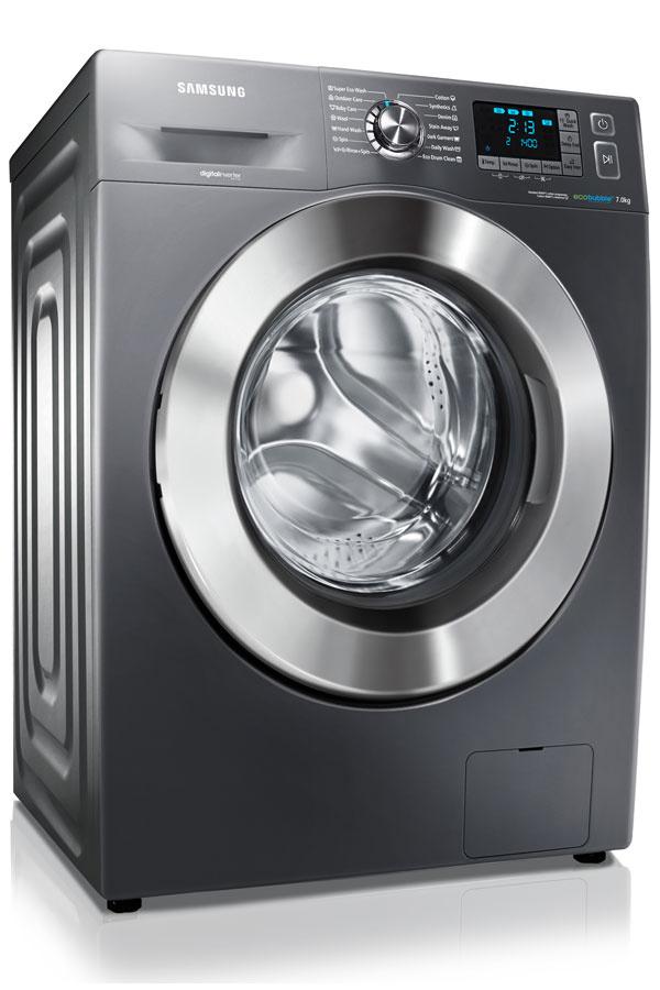Nová práčka Samsung v ojedinelom prevedení dodá kúpeľni iskru