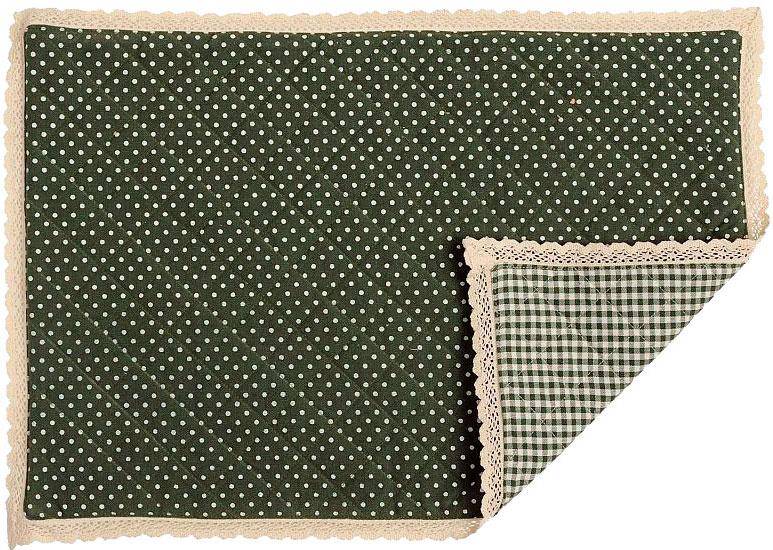 Textilné prestieranie Green Dots, 11,23 €, www.almara-shop.cz
