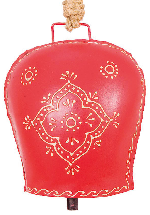 Vianočný zvonček, 14,68 €, www.almara-shop.cz