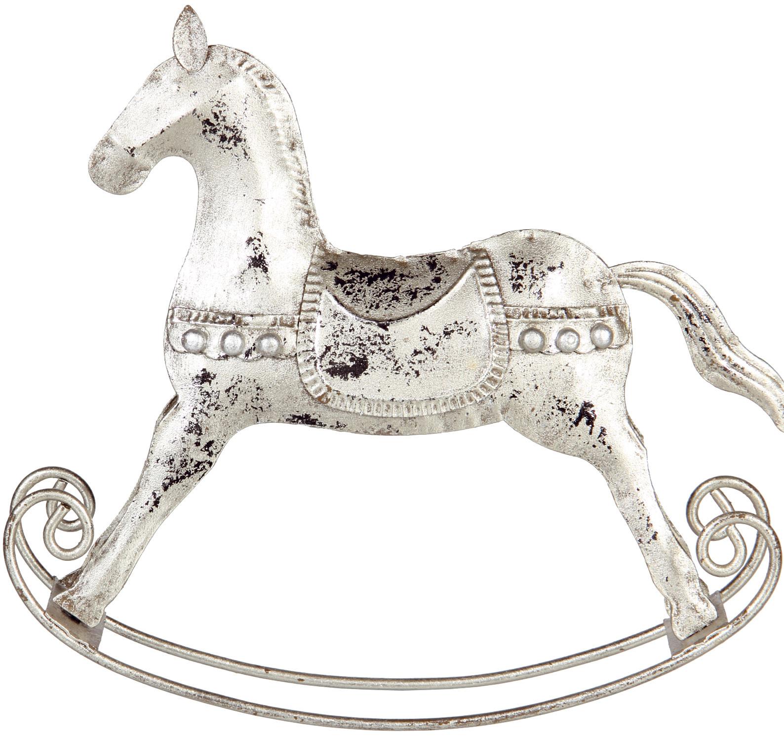 Dekoratívny hojdací koník, 8,38 €, www.bellarose.sk