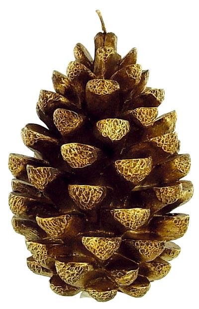 Vianočná sviečka Šiška, 21,55 €, www.apropos-shop.sk