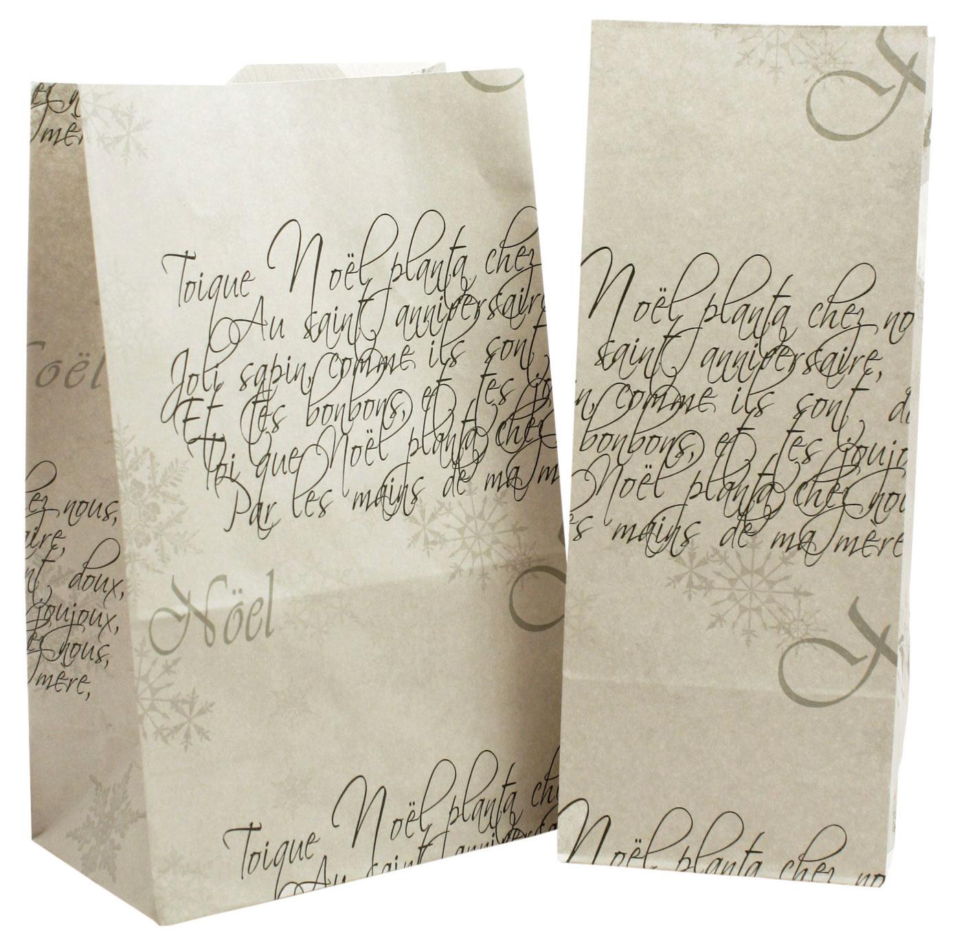 Darčekové papierové vrecko, 0,47 €, www.bellarose.sk
