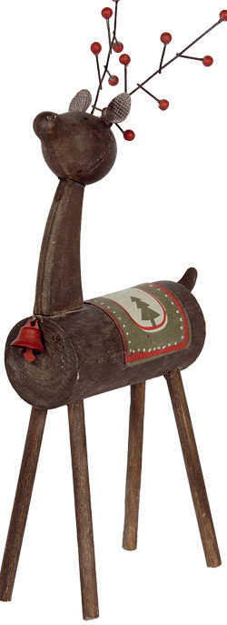 Vianočný sob, 11,90 €, www.bellarose.sk