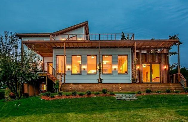 Jeden z prvých pasívnych domov v New Yorku je na predaj!