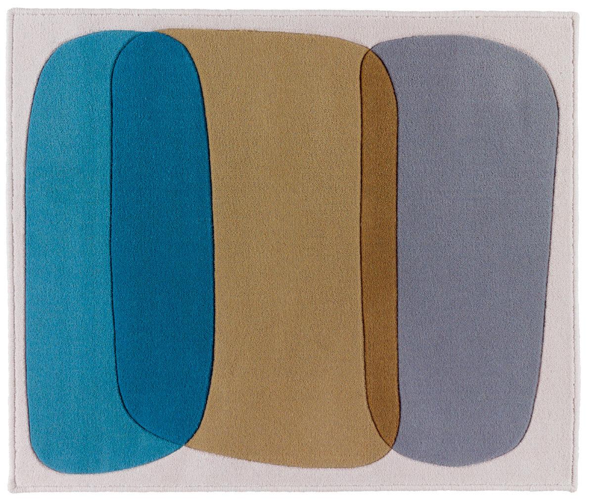 Koberec Malin Figur, vlna, nylon, 240 × 176 cm, 299 €, IKEA