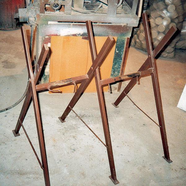 Koník na pílenie dreva