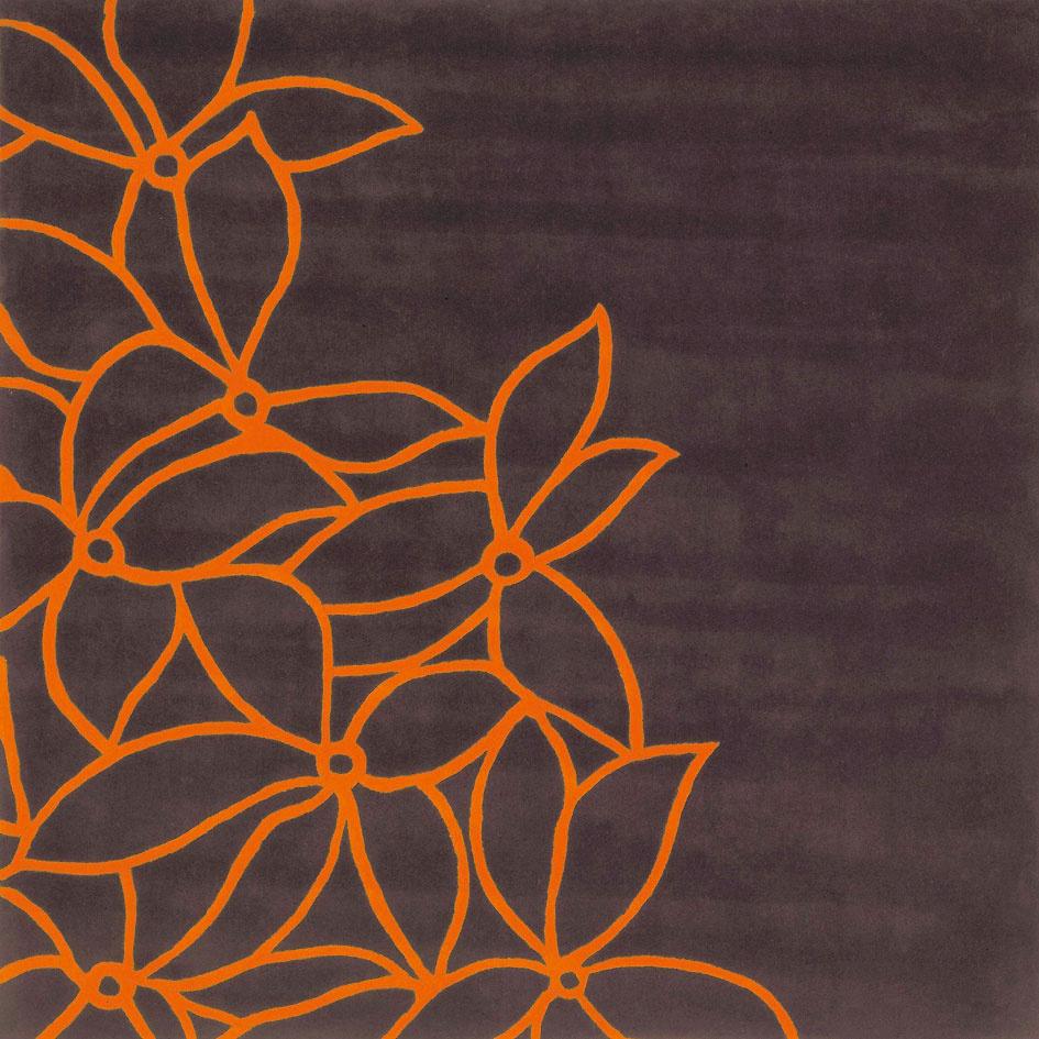 Flora, 100 % novozélandská vlna, 100 × 100 cm, 419 €, LigneRoset