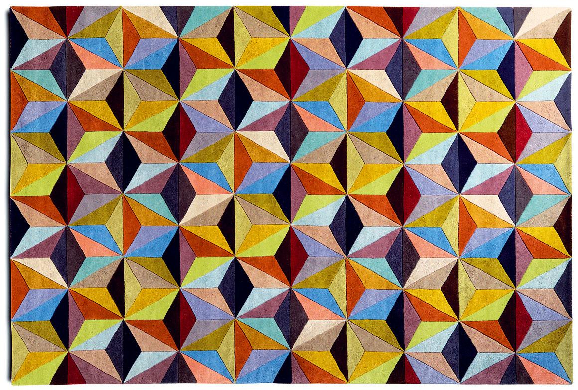 Cubic, viacfarebný, 240 × 170 cm, 469 €, BoConcept, Light Park