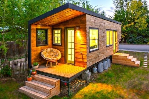 Svoj vysnívaný domov si vytvorila v prívese