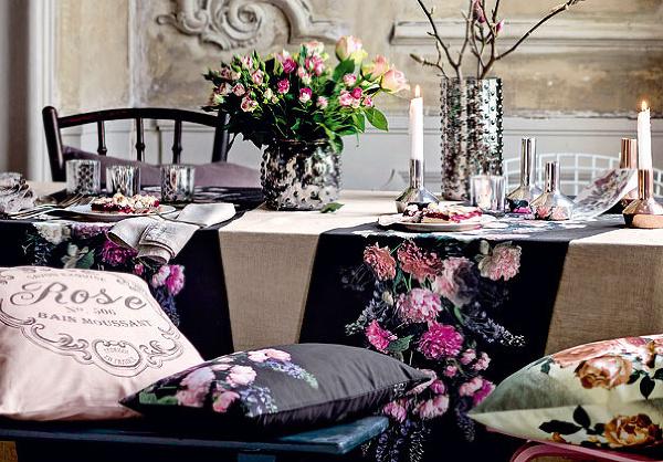 Kvetinová romantika do bytu