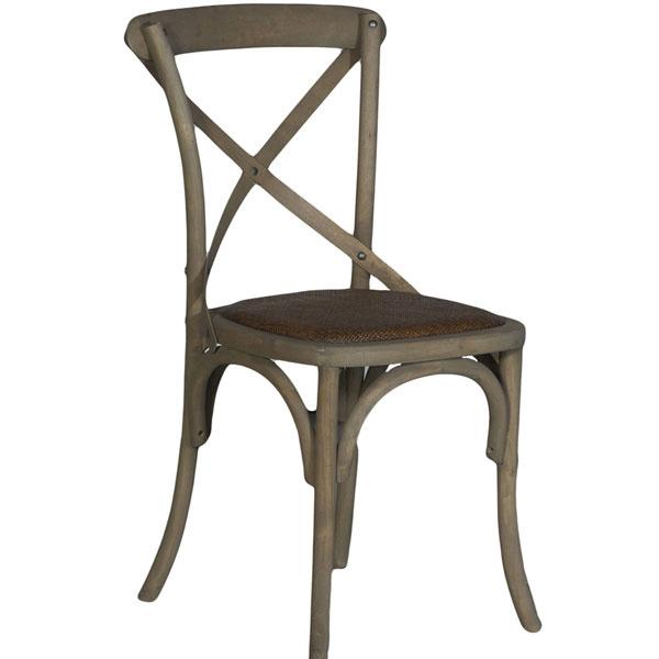 Stolička Dauphine zdubového dreva, 230 €, Flamant, Cubicon