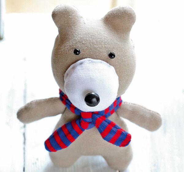 Takýto milý darček poteší nielen deti, ale i dospelých, ktorým poslúži ako talizman pre šťastie.