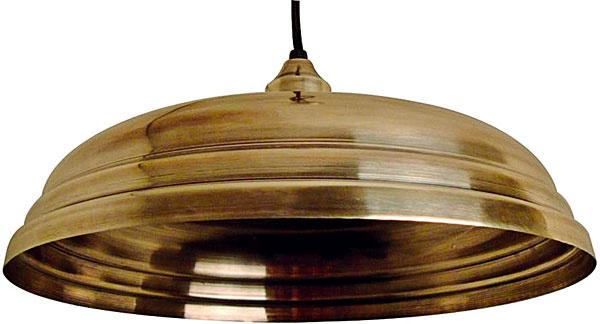 Závesná lampa Ferro antik, 91,80 €, www.apropos-shop.sk