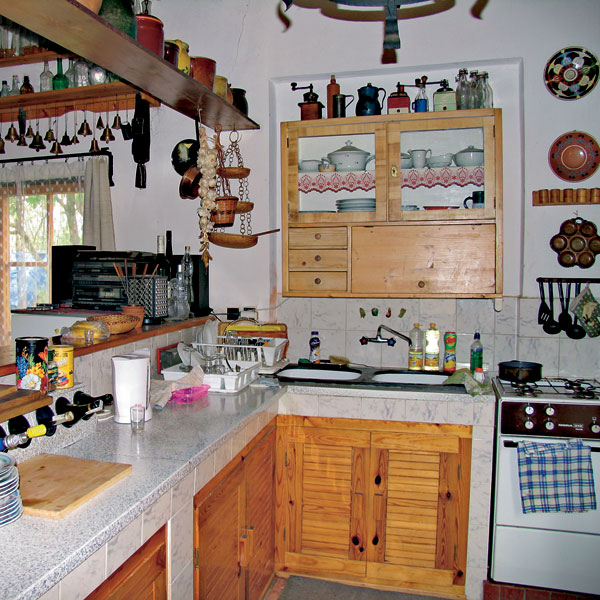 Kuchynské spotrebiče na chatu