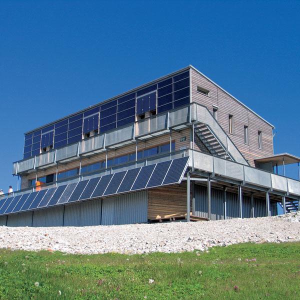 Slnečné termické kolektory