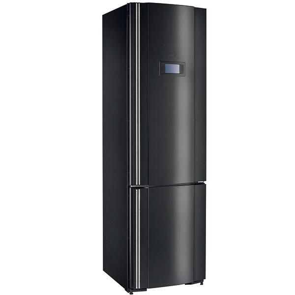 Gorenje NRK67358SB, kombinovaná chladnička, dizajnová línia Gorenje Made with Crystallized™ – Swarovski Elements, 60 × 200 × 64 cm, 1 571 €