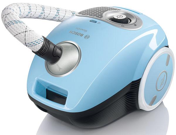 Bosch MoveOn BSGL2MOVE31, vysávač, víťaz ceny Red Dot Design Award 2012, hygienický filtračný systém Air Clean HEPA, 165 €