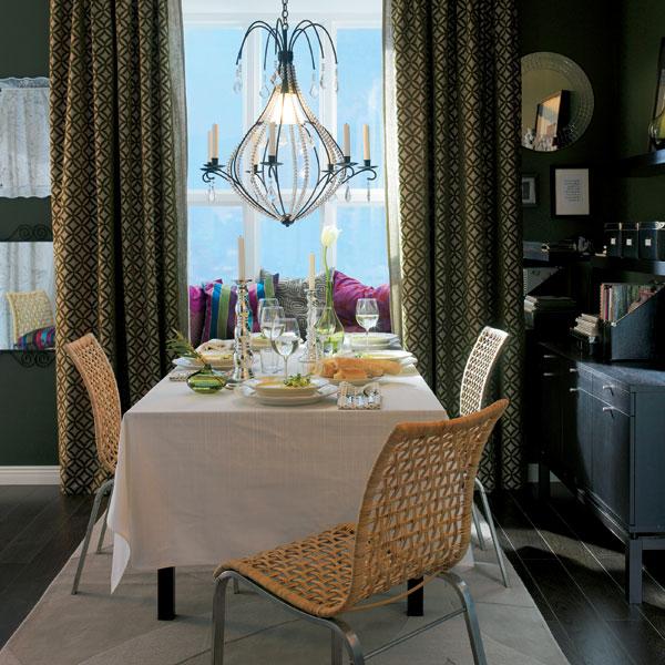 Obývačka – dáma, ktorá má štýl