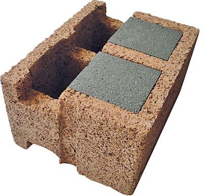 Tvarovky Durisol sa vyrábajú zdrevnej štiepky (až 90 % objemu), ku ktorej sa pridáva cement, voda aďalšie komponenty. Obvodové tvarovky s hrúbkou 37,5 cm suž integrovanou tepelnou izoláciou (polystyrénom Neopor) dosahujú hodnotu tepelného odporu omietnutého muriva R = 5,0475 m2 . K/W.
