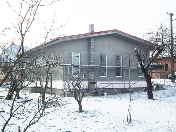 Rodinný dom Ingrid
