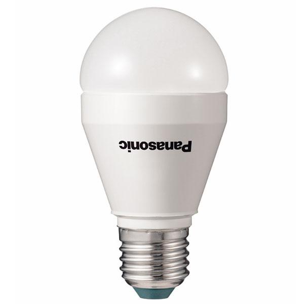 Panasonic Capsule Type LED, 10 W (60 W), pätica E27, teplá biela (2700 K), matná biela žiarovka, svetlo okamžite po zapnutí, životnosť 15 rokov (15000 hodín), 100000 spínacích cyklov, energetická účinnosť A, 19,90 €