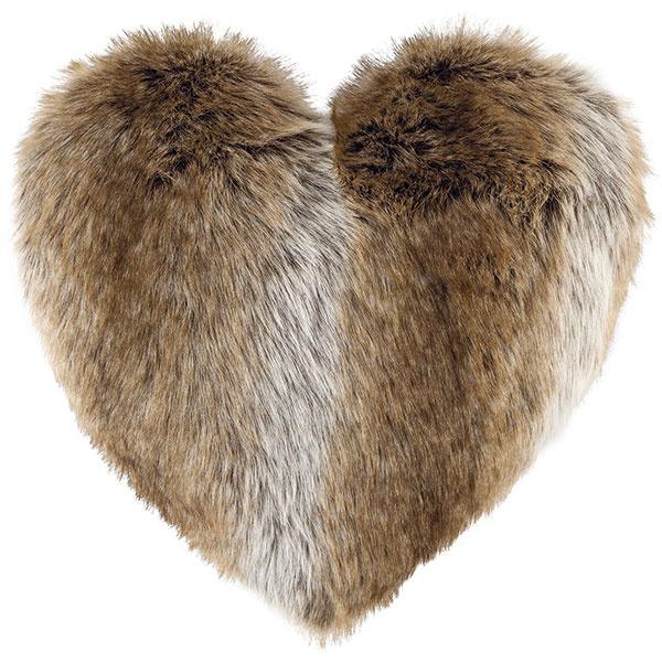 Srdce zumelej kožušiny, 9,99 €, F&F Home