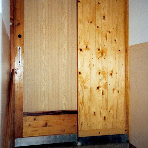Posuvné dvere s priamočiarym pohybom