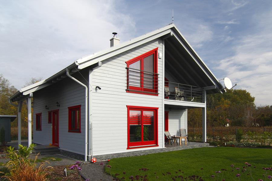 Zrubový dom Silvia