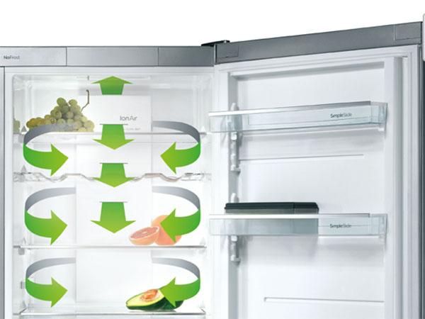 Gorenje v nových chladničkách simuluje procesy prírody