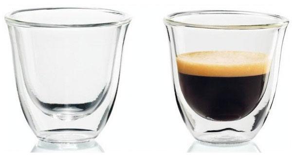 Poháre na kávu De Longhi, 11,63 € za 2 kusy, www.nay.sk