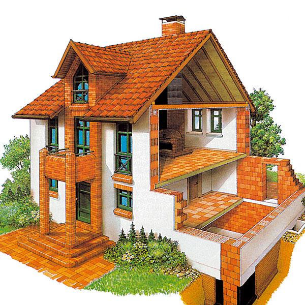 Časový harmonogram výstavby rodinného domu
