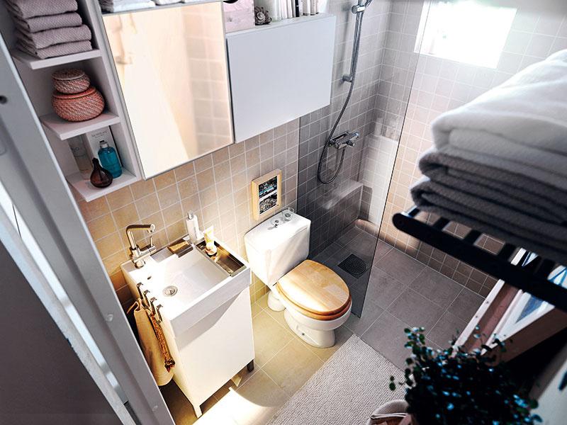 Okraje sprchovacieho kúta či vane, ako aj špáry obkladov sú miestami, kde sa pleseň drží najčastejšie. Výnimkou nie sú ani stropy.
