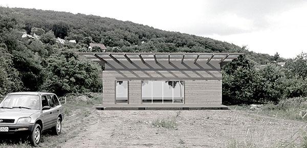 Svojpomocná stavba obnoviteľného domu - diel 1.