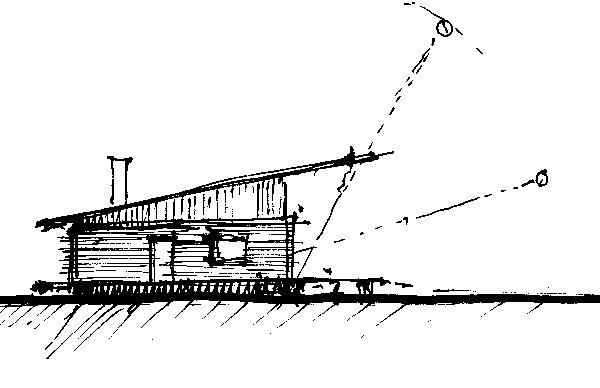 Architekt Juraj Tesák počas realizácie svojho sna zistil, že nič nie je také jednoduché, ako sa na prvý pohľad môže zdať, či ako sa dá nakresliť na pauzák. (perovka: Juraj Tesák)