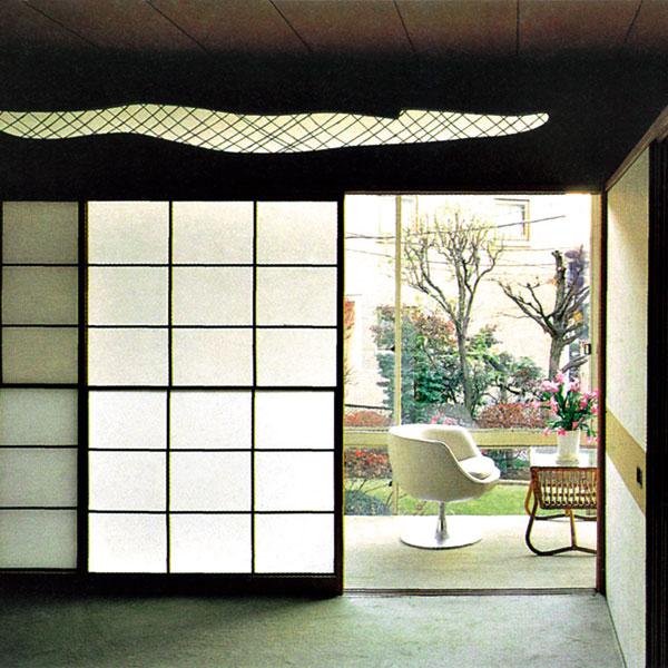 Pohyblivé deliace prvky vbytovom interiéri