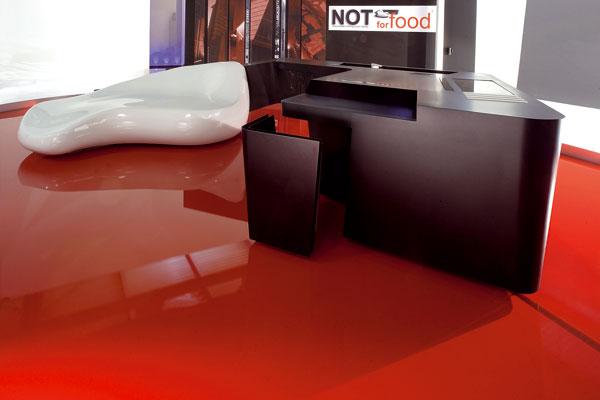 Not for food – kuchyňa nielen na: (z)jedenie