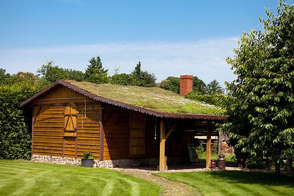 Kompletná zelená strecha od jediného dodávateľa
