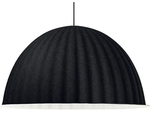 Under the bell od Muuto, pogumovaný povrch, priemer 82 cm, výška 46 cm, 569 €, www.chooze.sk