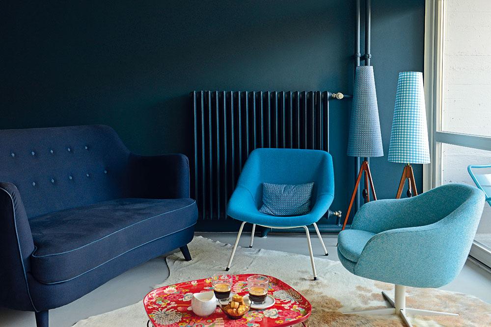 50-ročný sociálny byt s malými priestormi premenili na moderný apartmán