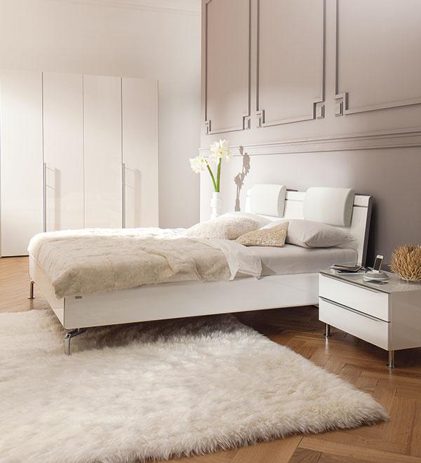 Vankúše sa dajú kúpiť aj samostatne aosadiť na posteľ dodatočne.