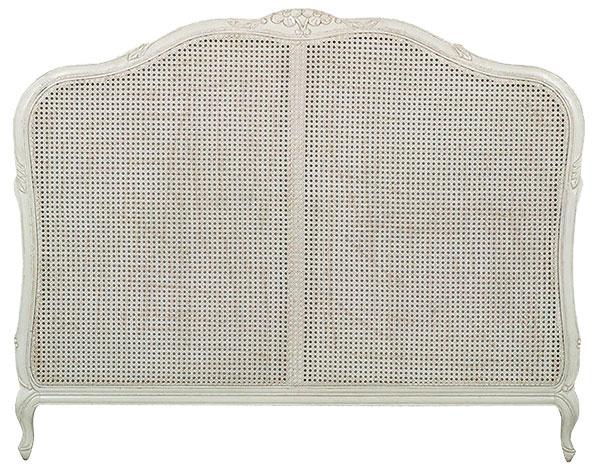 2 Čelo postele Occa Maison Agathe, 150, 170, 190 × 6 × 121 cm, na posteľ so šírkou 140, 160 alebo 180 cm, breza, od 1 190,63€, www.occa-home.co.uk