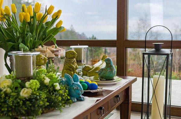 Vychutnajte si príchod jari na terase