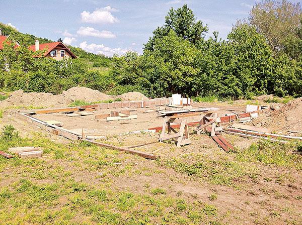 Svojpomocná stavba obnoviteľného domu – diel 4.