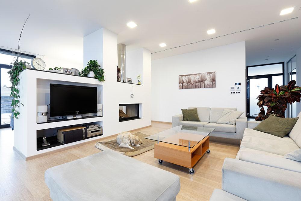 Nadstavbou staršieho domu vzniklo moderné viacgeneračné bývanie