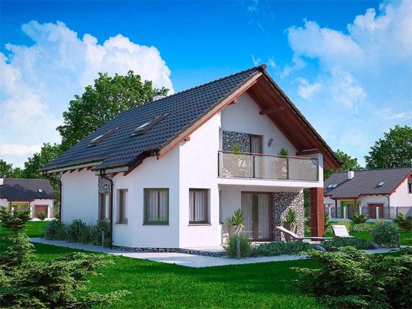 Ekonomické stavby ponúkajú desaťročnú záruku na dom