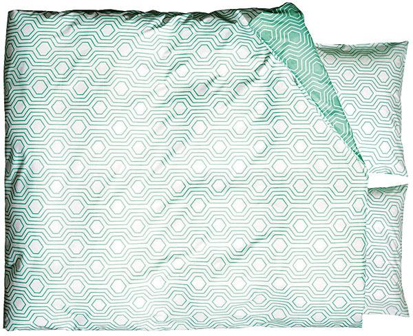 Obliečky na periny pre pár, 200 × 200 cm + 50 × 80 cm, 36,05 €, H&M, Eurovea