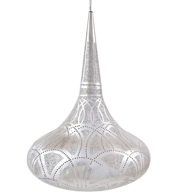 Závesné svietidlo ztepaného kovu Sultan Filigran, cena na vyžiadanie, www.lepatiolifestyle.com